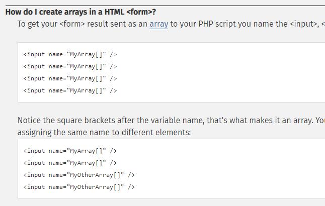 Tablice w HTML