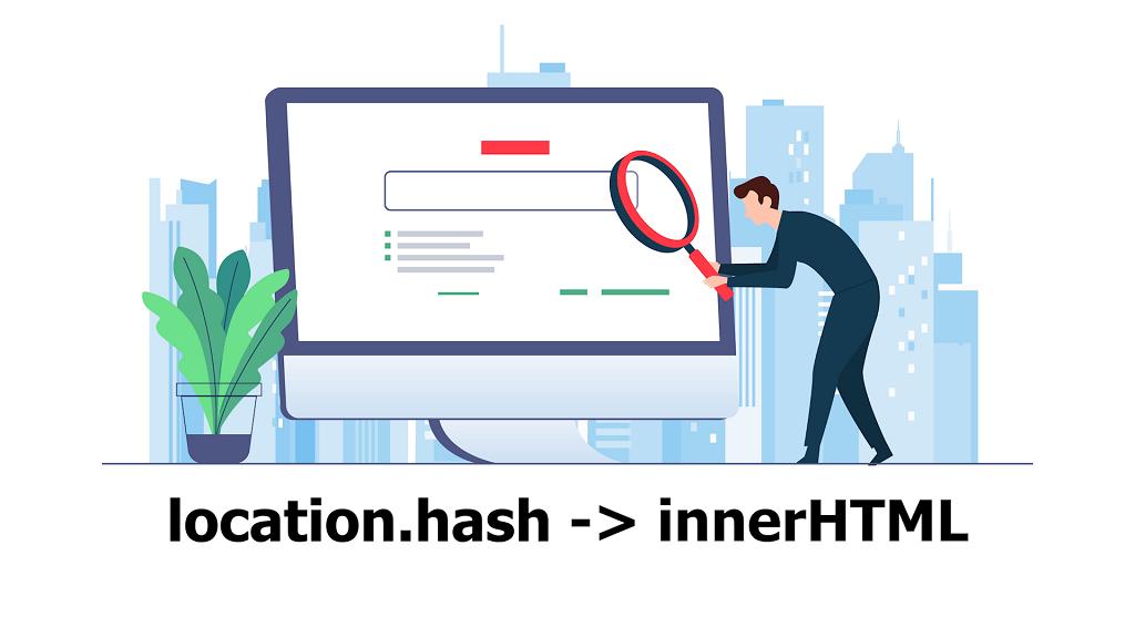 Alternatywa dla innerHTML