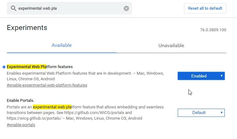 Jak wlączyć Trusted Types w Chrome