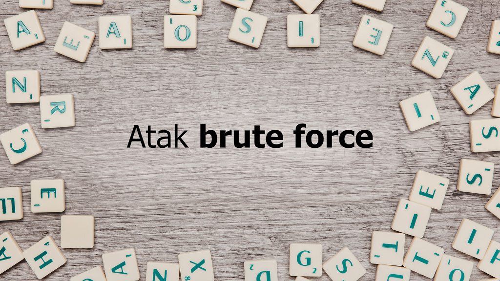 Atak bruteforce