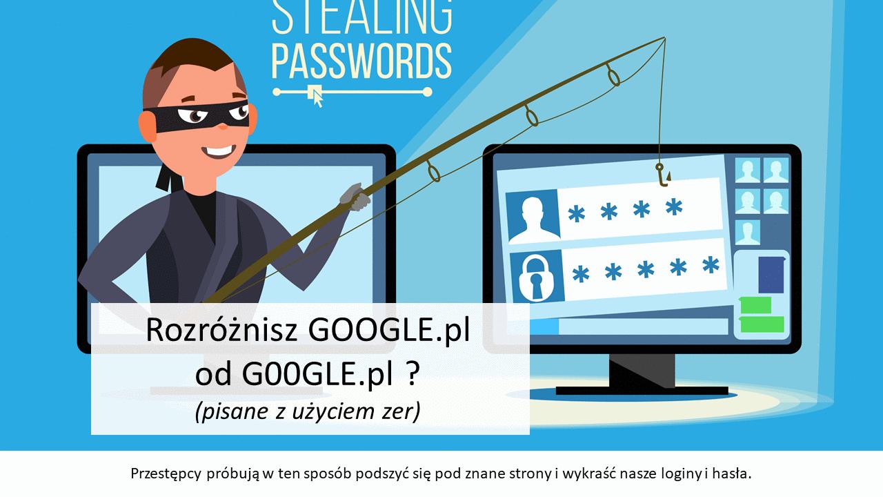 Phishing jest ciężki do wykrycia